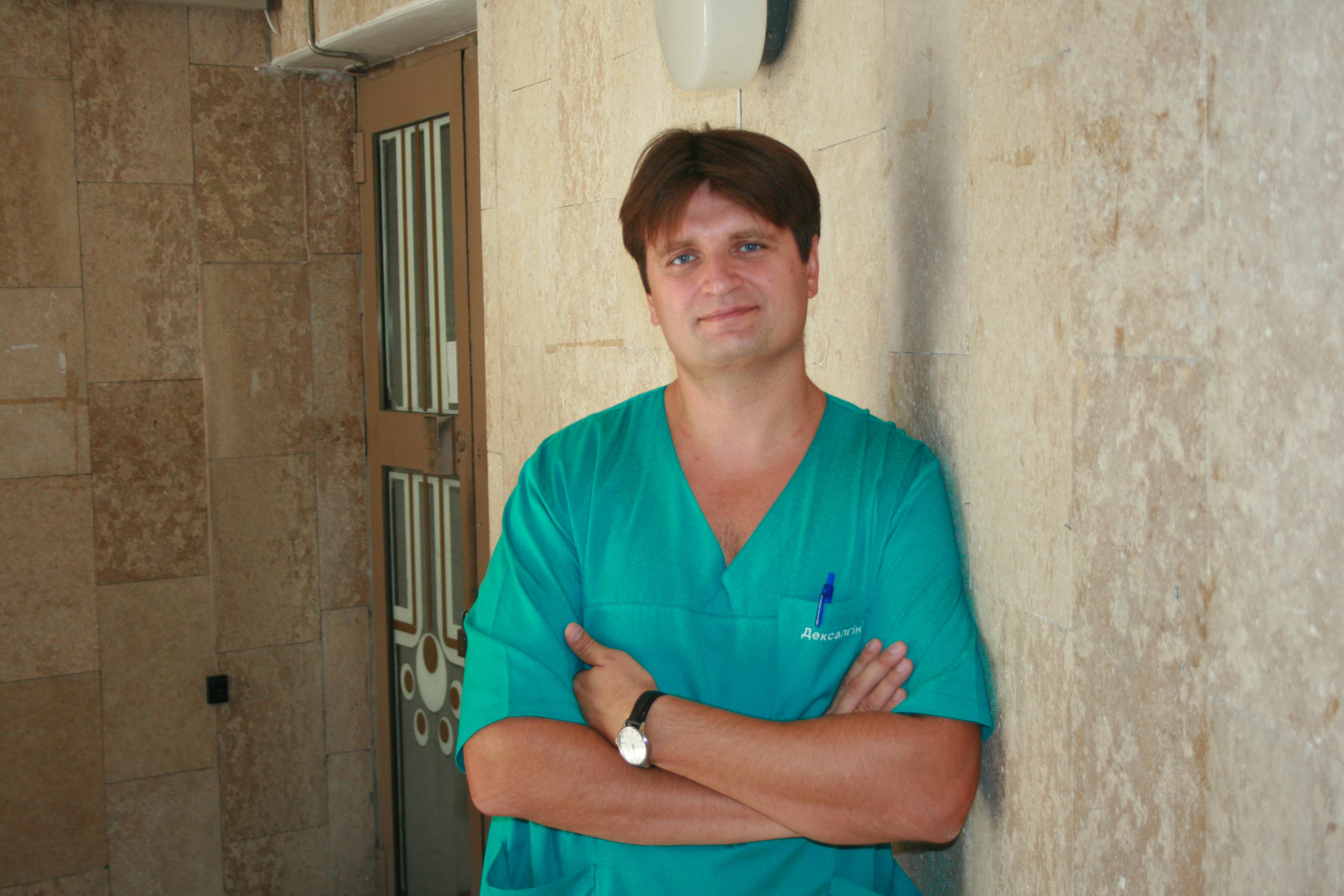 Уролог, Киев, лазерная хирургия